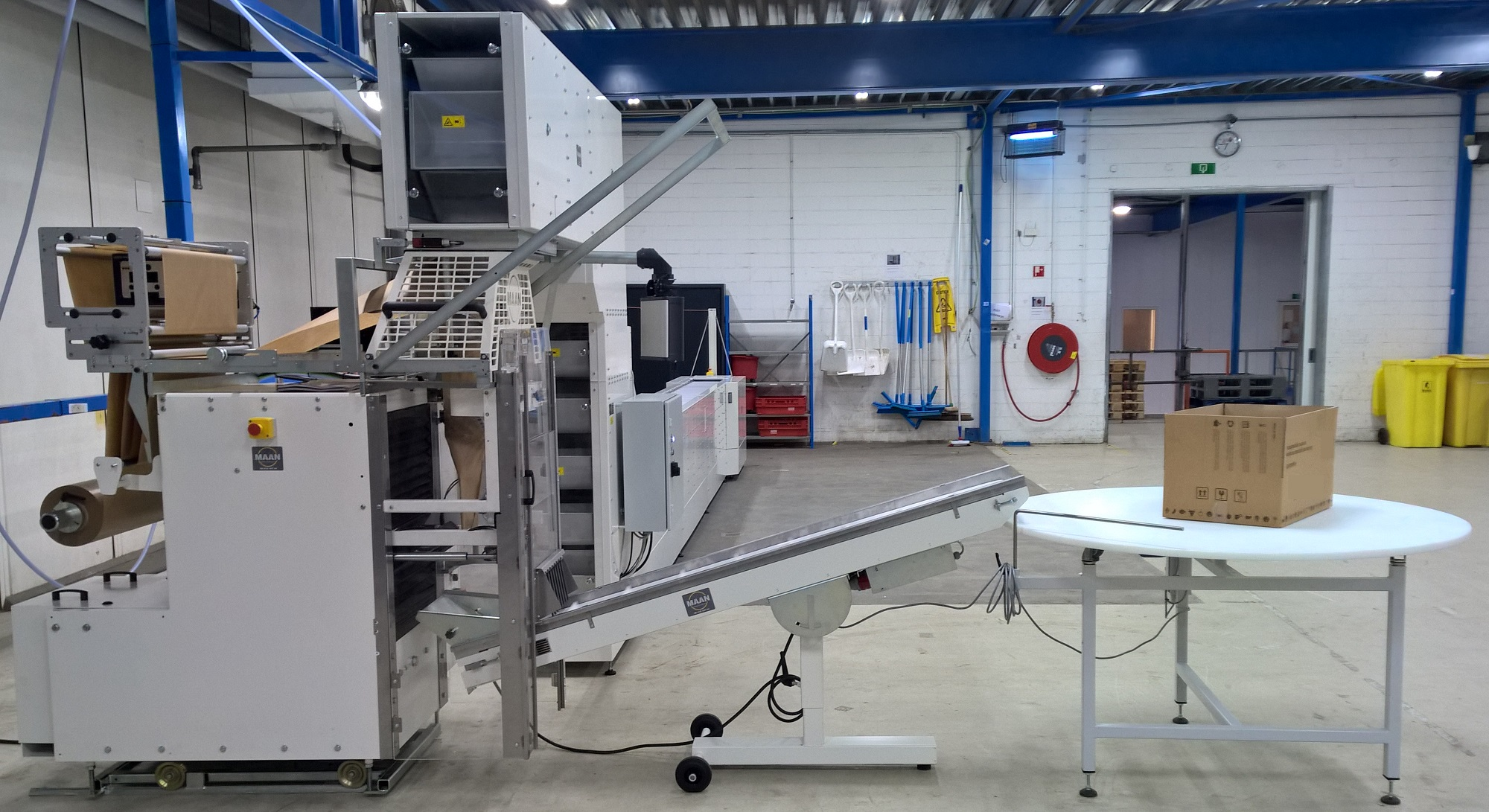 LM Packing line 2